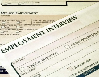 Employment Interview Form