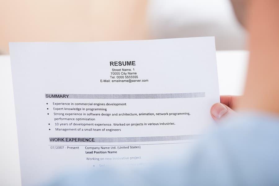 Should i use professional resume writing service